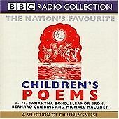 The Nation's Favourite Children's Poems (Radio Collection), , Good Condition Boo