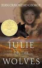 JULIE OF THE WOLVES JC George BRAND NEW BOOK Gift Qualtiy EBAY BEST PRICE!