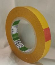 "1 Roll Nitto Denko Double Coated Adhesive Transfer Tape 595B  .75"" x 60 Yards"