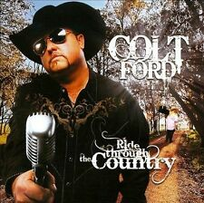 (NEW & SEALED) Colt Ford - Ride Through The Country [ CD ]