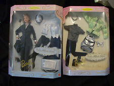 BARBIE MILLICENT ROBERTS PINSTRIPE POWER & SNOW CHIC SO CHIC NRFB