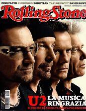 ROLLING STONE - N.3 - NOV. 2014 - U2 PINK FLOYD CLUB DOGO BOB DYLAN TAYLOR SWIFT