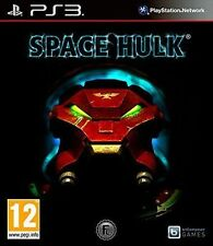 Space Hulk [Playstation 3 PS3, Region Free, Video Game] Brand New Sealed