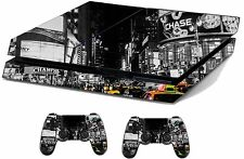 New York Sticker/Skin PS4 Playstation 4 Console/Remote controller,ps4sk20