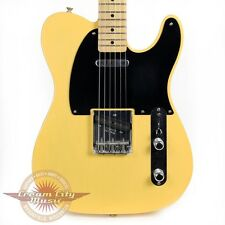 Fender Road Worn 50s Telecaster Electric Guitar Blonde Tex Mex Tele Demo Model