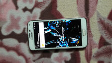 Samsung  Galaxy S5 SM-G900F - 16 GB - Shimmery White - Smartphone