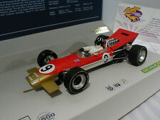 "Scalextric C3656a # Lotus tYPE 49b Monaco GP 1968 "" Graham Hill "" 1:32 Slotcar"
