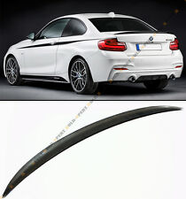 PERFORMANCE STYLE CARBON FIBER TRUNK SPOILER WING FOR 2014-16 BMW F22 2 SERIES