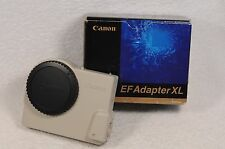 EXC++ CANON EF ADAPTER XL IN BOX, TESTED, VERY CLEAN