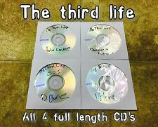 All 4 The third life music CD's ~ Stealth diggers YouTube