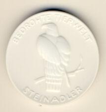BEDROHTE TIERE - STEINADLER - Porzellan - ANSEHEN (330)