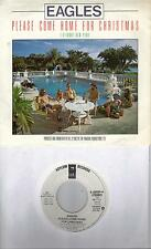 THE EAGLES  Please Come Home For Christmas  promo 45 with PicSleeve