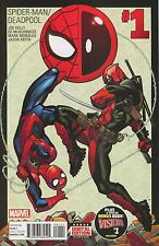 SPIDERMAN DEADPOOL #1 FIRST PRINT NM AMAZING