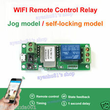 WiFi Wireless Remote Control Smart Switch Relay 5V for Home phone Apple Android