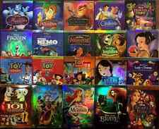 Lot 5 Disney DVDs: Toy Story, Aladdin, Peter Pan, Snow White and+++