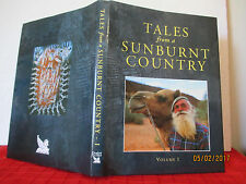 TALES FROM A SUNBURNT COUNTRY vol 1 Australia description and travel 2005 HCDJ