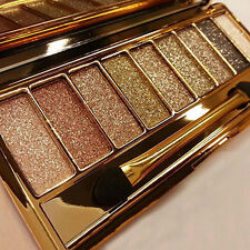 9 Colors Diamond Decay Bright Makeup Glitter Eye Shadow, Naked Color@!