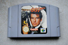 Jeu GOLDENEYE 007 (James Bond) pour Nintendo 64