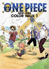 One Piece color Walk 1 *** artbook * nuevo