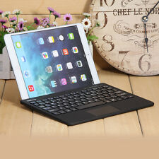For Apple iPad 2/3/4 Gen Aluminum Metal Stand Case Cover with Bluetooth Keyboard