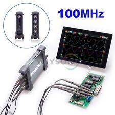 100Mhz Bandwidth 4 Channel 1GSa/s  6104BC PC Based USB Digital Oscilloscope
