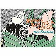 Moomin Builds a House by Jansson, Tove