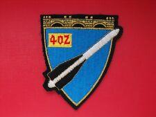 N°81 insigne militaire armée écusson patch 402e Régiment d'Artillerie 402e RA