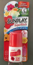 Mentholatum Sunplay Super Block Sunscreen (6g) SPF130 PA++++ Highest SPF & PA