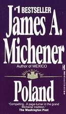 Poland, James A. Michener, 0449205878, Book, Acceptable