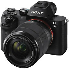 Sony Alpha a7 II Digital Camera With FE 28-70mm OSS Lens - 3 Year Warranty