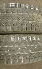 2X205/70 R15 96S M+S WINTER SLALOM KSI BF GOODRICH TREAD 8mm+ & 6.5mm