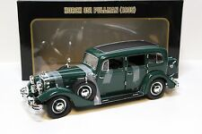 1:18 Ricko horch 851 Delux 1935 Green New en Premium-modelcars