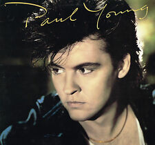 PAUL YOUNG The Secret Of Association VINYL LP 1985 CBS 262340 @N/mint@