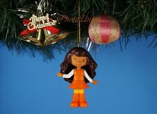 CHRISTBAUMSCHMUCK Weihnachten Xmas Haus Deko Strawberry Shortcake ORANGE BLOSSOM