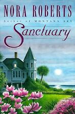 Sanctuary by Nora Roberts (1997, Hardcover)