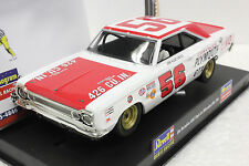 REVELL MONOGRAM 4846 67' PLYMOUTH GTX JIM HURTUBISE NEW 1/32 SLOT CAR