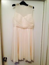 J. Crew Ivory Clara wedding dress