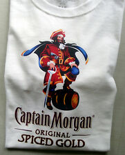 T-shirt Captain Morgan rum 100% cotton size XL