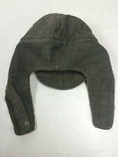 Vintage West German Military Cold Weather Hat, Size 58 - DAL8
