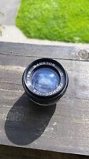 Lens Helios 103 F1.8/53 Contax/Kiev mount