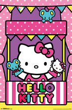 2013 SANRIO HELLO KITTY PUPPET SHOW POSTER PRINT NEW 22x34 FREE SHIPPING
