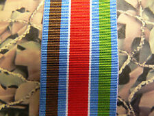 Full Size Medal Ribbon - UNPROFOR And UNCRO UN
