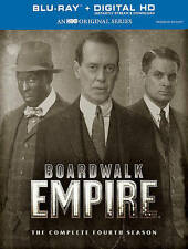 Boardwalk Empire: The Complete Fourth Season Blu-ray NEW SEALED