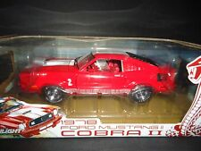 Greenlight Ford Mustang II Cobra II 1978 Red 1/18 Limited Edition