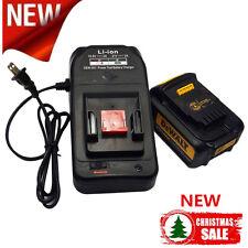 Dewalt DCB101 12V-20V MAX Lithium Battery Charger,For Drill,Saw,Grinder 20 volt#