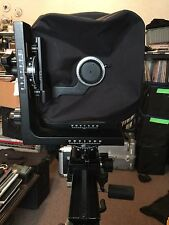 DIGITAL HORSEMAN LE 4x5 MONORAIL CAMERA FOR USE WITH NIKON Large Format D810 800