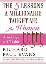 Richard Evans - Five Lessons A Millionaire Tau (2010) - Used - Trade Cloth