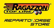 RAGAZZON CATALIZZATORE + TUBO SOSTISTUZIONE FAP DPF FORD FIESTA VII 1.4TDci 69CV