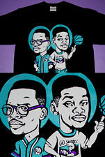 New Cajmear 5 Fresh Prince of Bel Air Jazzy Jeff shirt Blk Grape v  tv show S