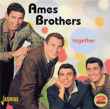 Together by The Ames Brothers (CD, Nov-2006, JAS)